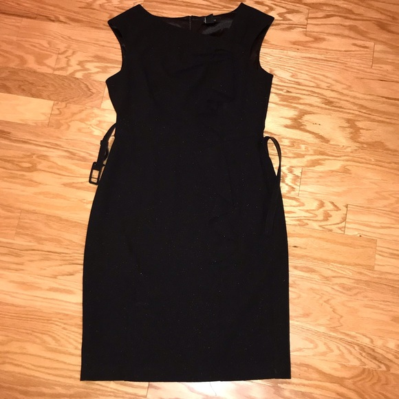 White House Black Market Dresses & Skirts - Black Dress White House Black Market Sz 10